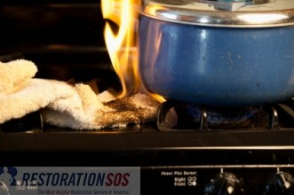 Learn The Common Causes Of Fire Damage In Your Home Or