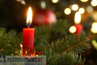 Preventing fire damage caused by Christmas trees lights and decorations is simple. Read this article to learn how to minimize and prevent lights and decorations fire related hazards. Simple DIY steps