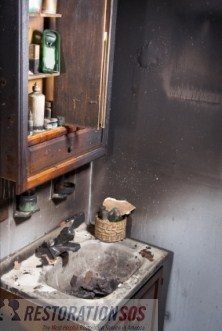 Prevent fire damage in your basement! Simple steps to reduce fire caused by appliances, candles... See also: BATHROOM FIRE DAMAGE PREVENTION TIPS