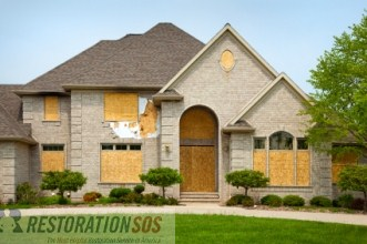 SECURE YOUR PROPERTY AFTER WATER DAMAGE. Learn how to protect your home or business from further damage