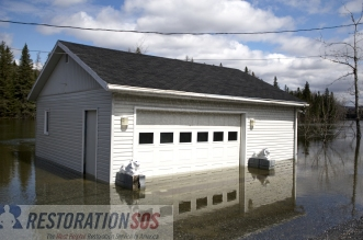 Your garage is one of the largest storage areas in your home, and also one of the most susceptible when it comes to damage from water or other elements. Learn how to prevent water damage in your garage