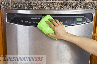 Learn what you can do to prevent your dishwasher from leaking and causing a flood in your kitchen