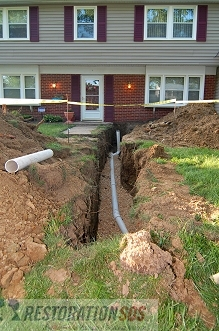 Learn how to prevent water damage by improving your home's sewage and sewer systems, including toilets and drains.
