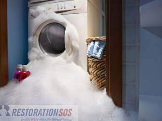 Prevent water damage in your laundry room! Simple inspections for washers, dryers