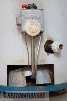 Prevent water damage in your water heater! Simple inspections for the tank and plumbing, See also: practical TIPS FOR WATER DAMAGE PREVENTION in the water heater