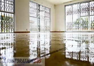 Learn how to clean, dry, repair, and disinfect flooring materials after water damage. Utilize simple techniques to dry out your tile, vinyl, and linoleum floors and sub floors