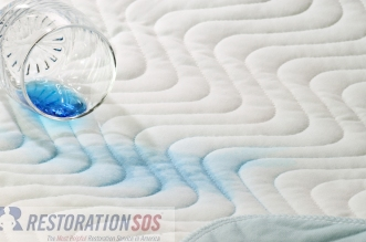 Learn how to clean, dry, repair, and disinfect water damaged mattresses. When to keep a mattress and when to discard? When can you salvage a mattress yourself and it must be restored by a professional?