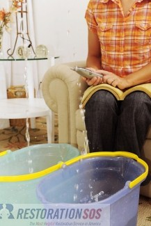 What causes water damage? Find the source in air conditions, plumbing, appliances. Learn how to self-inspect your home or business