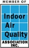 Certified Member of Indoor Air Quality Association