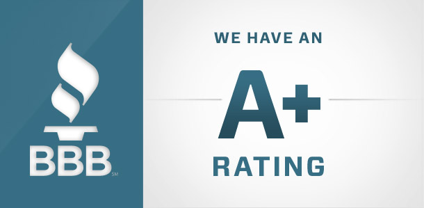 BBB - A+ Rating